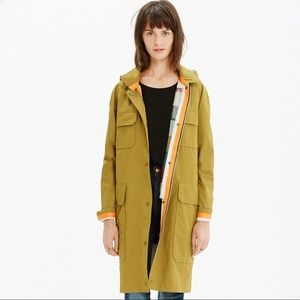 Woolrich WPB Cocoon Raincoat